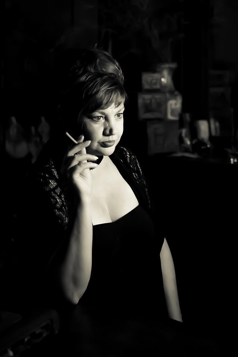 Alison St Ledger Singer
