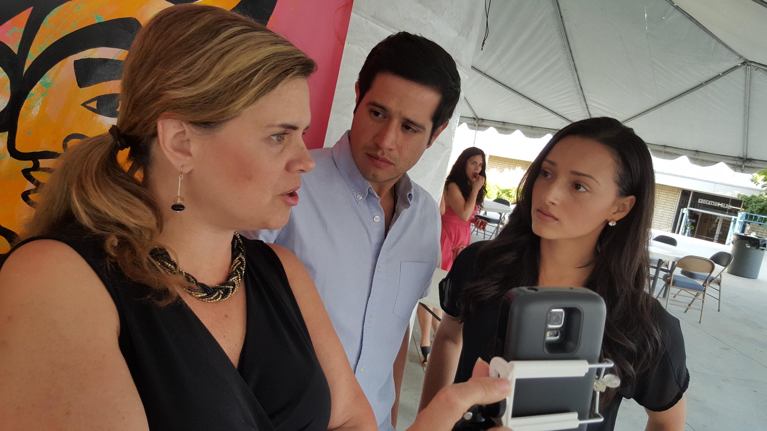 Danielle Vega Interview with La Opinion