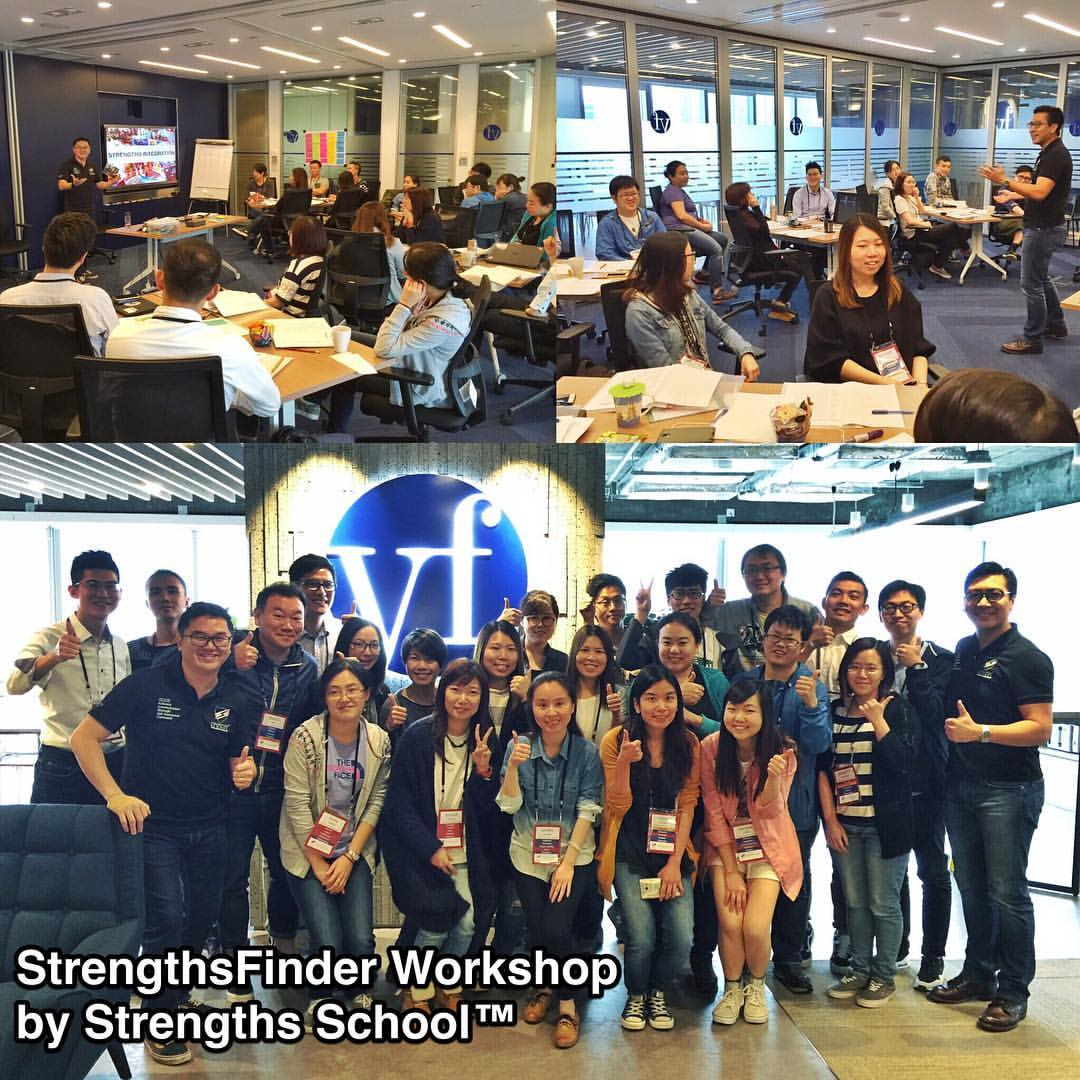 Enjoyable time doing a #StrengthsFinder #workshop in cooling #HongKong & not missing hot #Singapore    Some testimonials given to us    Using StrengthsFinder, I am able to understand my team better and work with less conflicts    Now I know my StrengthsFinder talents and how they can be practically applied at work    I can grow my StrengthsFinder talents from infancy to maturity    I now know myself and why I do certain things at work. It is due to my top 5 StrengthsFinder talents     When we read the impact we have after our 2 day foundation StrengthsFinder Workshop, it reminds us why we are so passionate in the work we do. And when we were told that our overall ratings are a lot higher than any other workshop they have experienced, it pushes us towards giving greater quality to our clients    Be it in leadership development, team building / bonding or just helping each team understand the importance of identifying each individual's strengths; we take great effort to make sure it is always our best    #TheBestIsYetToBe    #StrengthsQuest #StrengthsSchool #Gallup #StrengthsFinderSG #Asia #HumanResource #SelfImprovement #SelfDevelopment #TrainingAndDevelopment #ProfessionalDevelopment #StrengthsFinderCoach    Jason Ho • SouthEast Asia's 1st StrengthsFinder Certified Coach • Strengths School™ Singapore