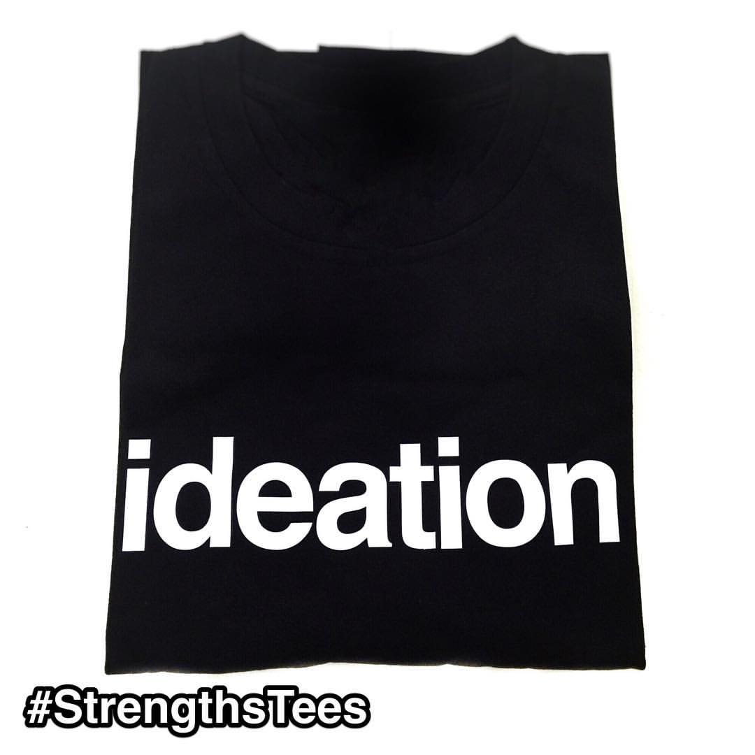 #StrengthsFinder #StrengthsTees #Singapore    I always wanted to wear my Top 5 StrengthsFinder talents and so I looked around the world if anyone had any kind of t-shirts that were simple but yet very powerful. Something that just… works.    To my disappointment, I couldn't find any.    So we at Strengths School™ decided to squeeze our ideation juices together to make our very own.    I feel proud of my strengths…especially my No.1 - ideation    #StrengthsQuest #StrengthsSchool #StrengthsFinderSG #Asia #HumanResource #Gallup #SelfImprovement #SelfDevelopment #TrainingAndDevelopment #ProfessionalDevelopment #StrengthsFinderCoach    Jason Ho SouthEast Asia's 1st StrengthsFinder Certified Coach •Strengths School™ Singapore