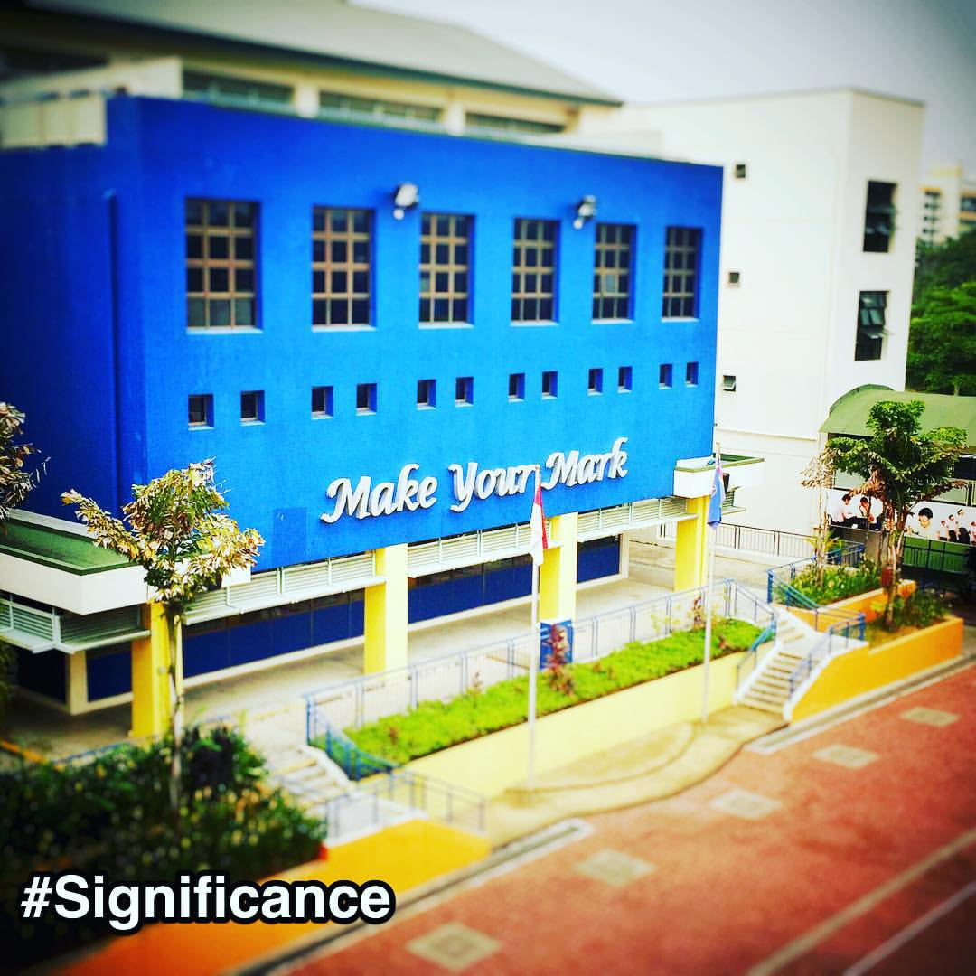 #StrengthsFinder #Significance at #MarsilingSec #Singapore    While doing a workshop on 'Strengths Study Strategies', I saw these 3 words on the wall of the school building    Make your Mark    Simple yet super powerful if your name is Mark… or if you have the StrengthsFinder talent of Significance.    StrengthsFinder definition of Significance: You want to be very significant in the eyes of other people. In the truest sense of the word you want to be recognized. You want to be heard. You want to stand out. You want to be known. In particular, you want to be known and appreciated for the unique strengths you bring    #StrengthsQuest #StrengthsSchool #StrengthsFinderSG #Asia #HumanResource #Gallup #SelfImprovement #SelfDevelopment #TrainingAndDevelopment #ProfessionalDevelopment #StrengthsFinderCoach    Jason Ho StrengthsFinder Coach •Strengths School™ Singapore