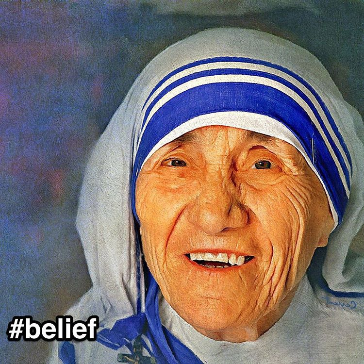 """#StrengthsFinder #Belief by #MotherTeresa. In #Singapore we are blessed to have an above average affluence when compared to the many countries that might have a large portion of their population below the poverty line.    Meeting the needs of the hungry, sick, poor and homeless is a cause that very few would find comfortable as their JD aka Job Description    Yet sometimes when a great need is sounded, a champion answers - Mother Teresa    To me, it is her strong values of selflessness, unconditional love, taking care of the hungry, sick & poor that brought her to that place of global significance. Even though she never wanted any of the fame (people with Belief seldom look for that in life). They look for meaning, purpose and a cause to wake journey on.    She has a beautiful quote that I feel is apt when it comes to Belief:  At the end of life we will not be judged by how many diplomas we have received, how much money we have made, how many great things we have done. We will be judged by """"I was hungry, and you gave me something to eat, I was naked and you clothed me. I was homeless, and you took me in.    Resonating with the StrengthsFinder definition of Belief: If you possess a strong Belief StrengthsFinder theme, you have certain core values that are enduring. These values vary from one person to another, but ordinarily your Belief StrengthsFinder theme causes you to be family-oriented, altruistic, even spiritual, and to value responsibility and high ethics — both in yourself and others. These core values affect your behavior in many ways. They give your life meaning and satisfaction; in your view, success is more than money and prestige.    I wonder who would be the next champion of StrengthsFinder Belief for the next generation.    #StrengthsQuest #StrengthsSchool #StrengthsFinderSG #Asia #HumanResource #Gallup #SelfImprovement #SelfDevelopment #TrainingAndDevelopment #ProfessionalDevelopment #StrengthsFinderCoach    Jason Ho StrengthsFinder Coach •Strengths S"""
