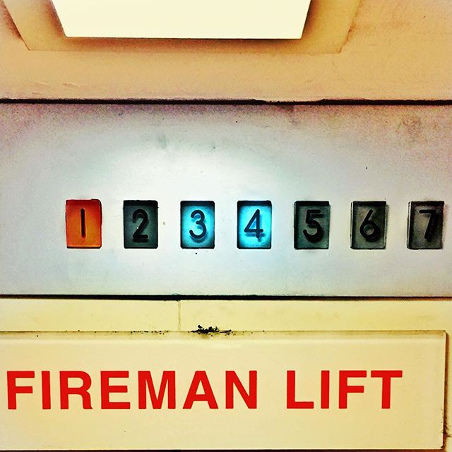 I see it everywhere… Fireman. Oh yes and 34 StrengthsFinder strengths.  #StrengthsFinder #StrengthsQuest #StrengthsSchool #34strengths #Singapore #Asia