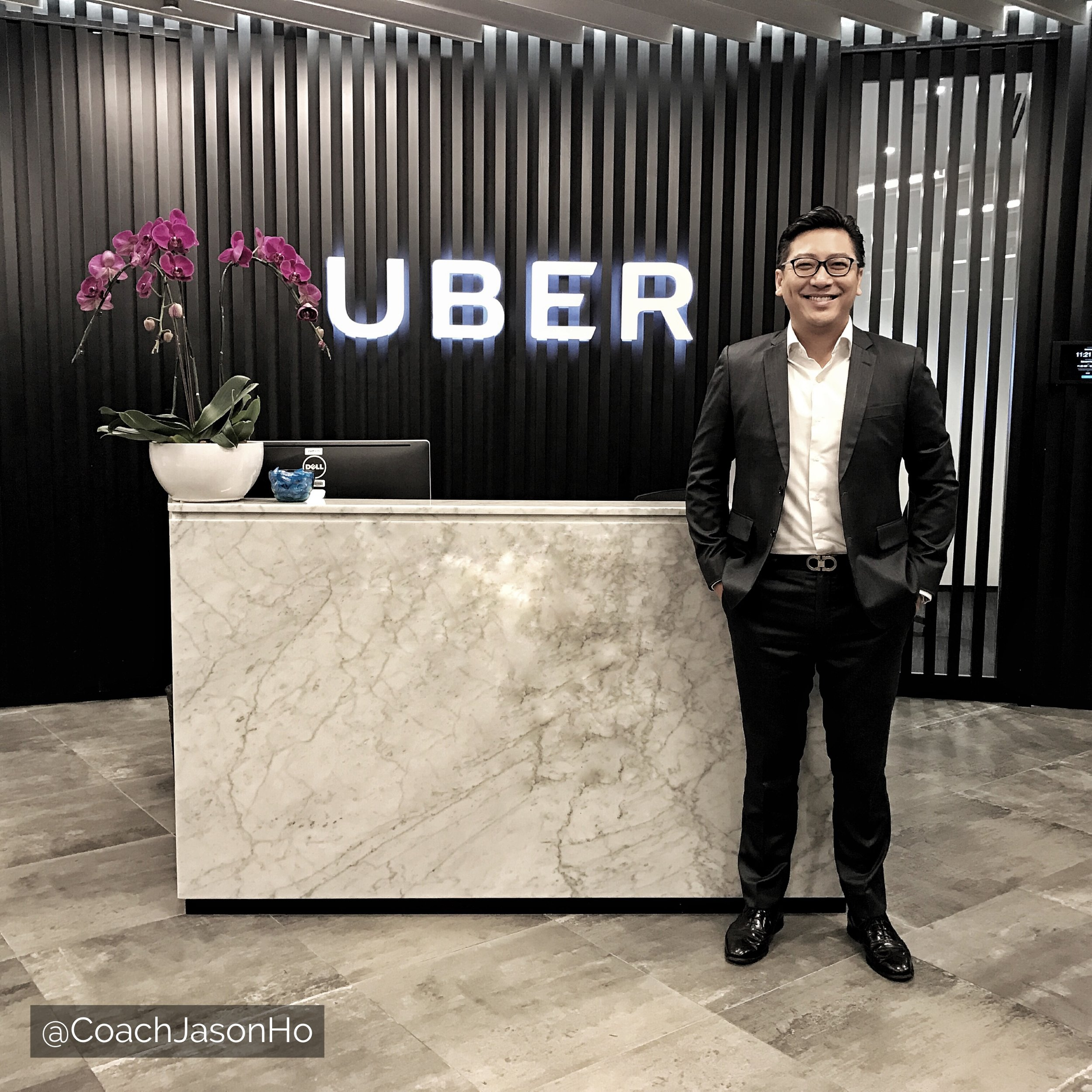 Pitched #StrengthsFinder to #Uber at their #Singapore office on Mapletree Anson along Anson Road