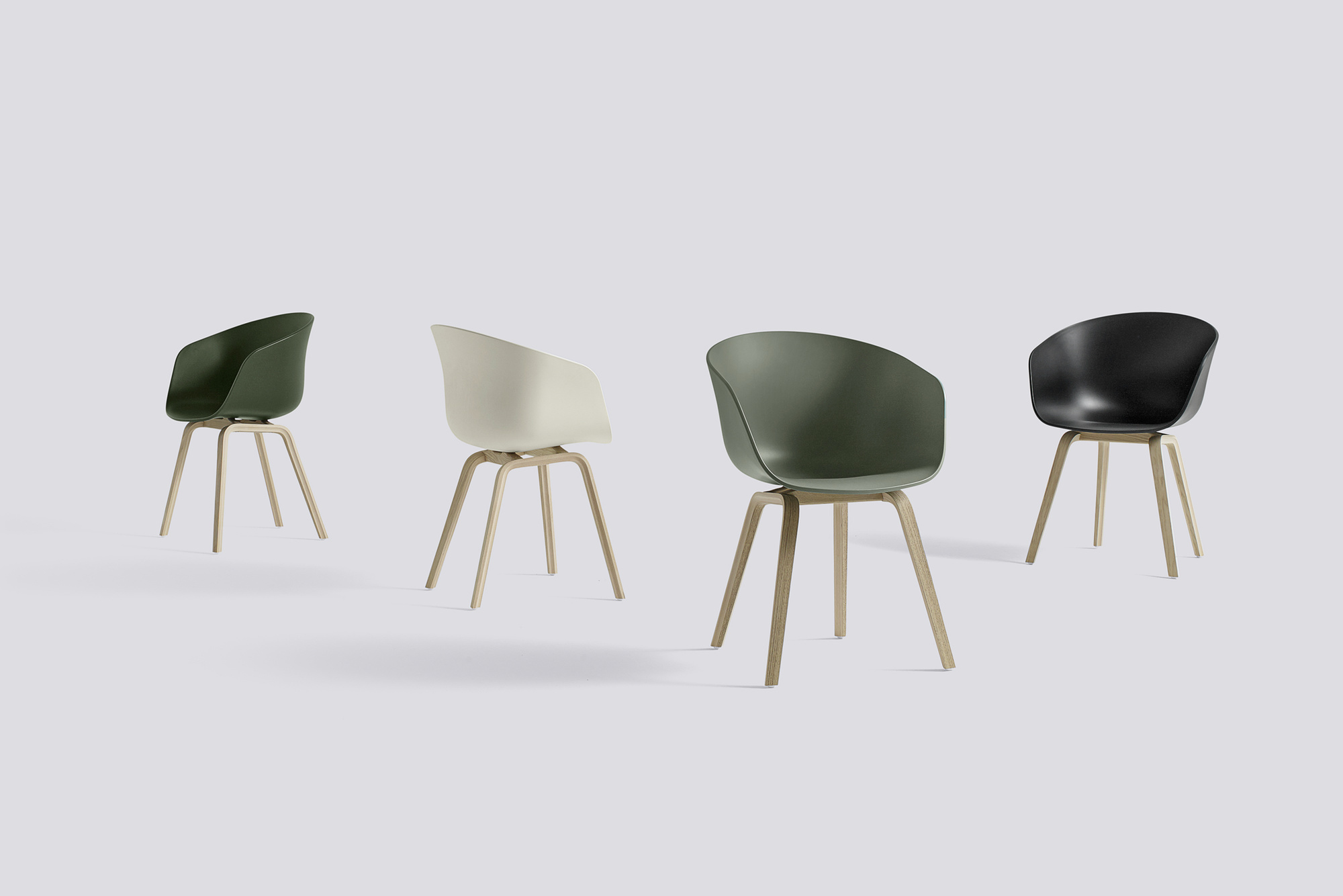 HAY About A Chair AAC22   Useita eri värivaihtoehtoja I€241