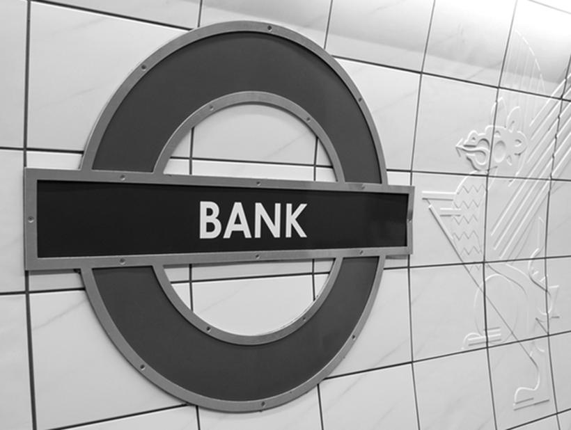 4most Location London Underground Bank