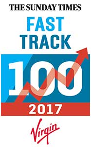 Sunday Times Fast Track 100 2017