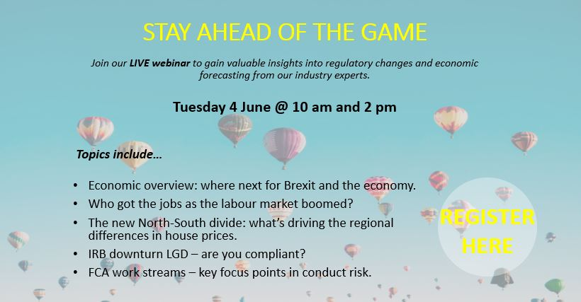 Stay ahead of the game with 4most - economics and regulatory webinar June