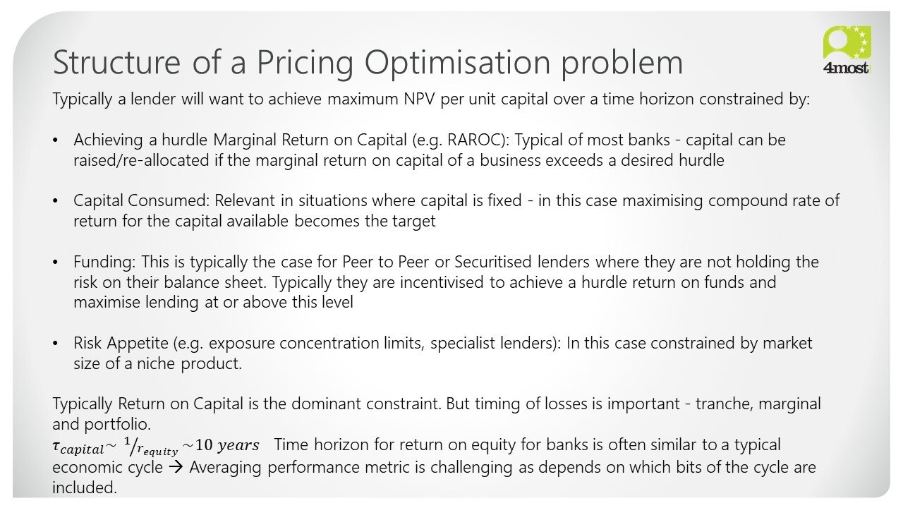Pricing for Risk by 4most - Structure of a Pricing Optimisation problem (3).jpg