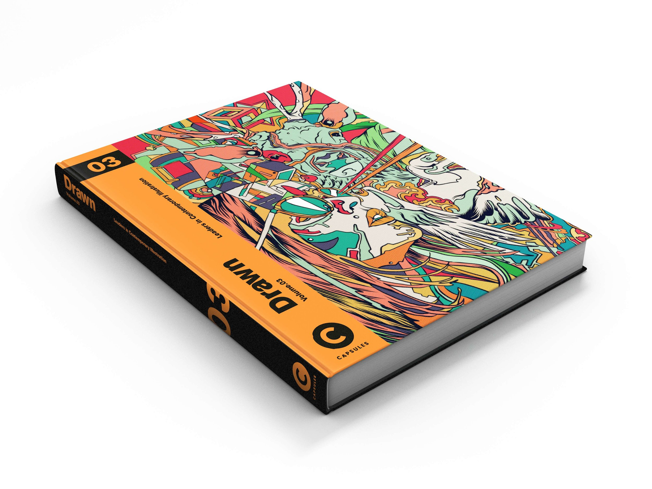 Drawn Volume.3, Leaders in Contemporary Illustration