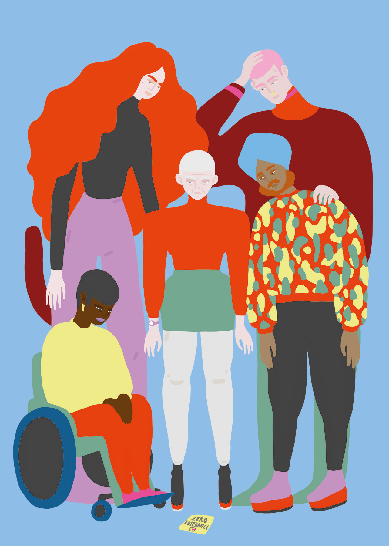 © Ibou Gueye 'Institutional responses to discrimination based on gender and race at Finnish universities', for ASTRA, Finnland 2018