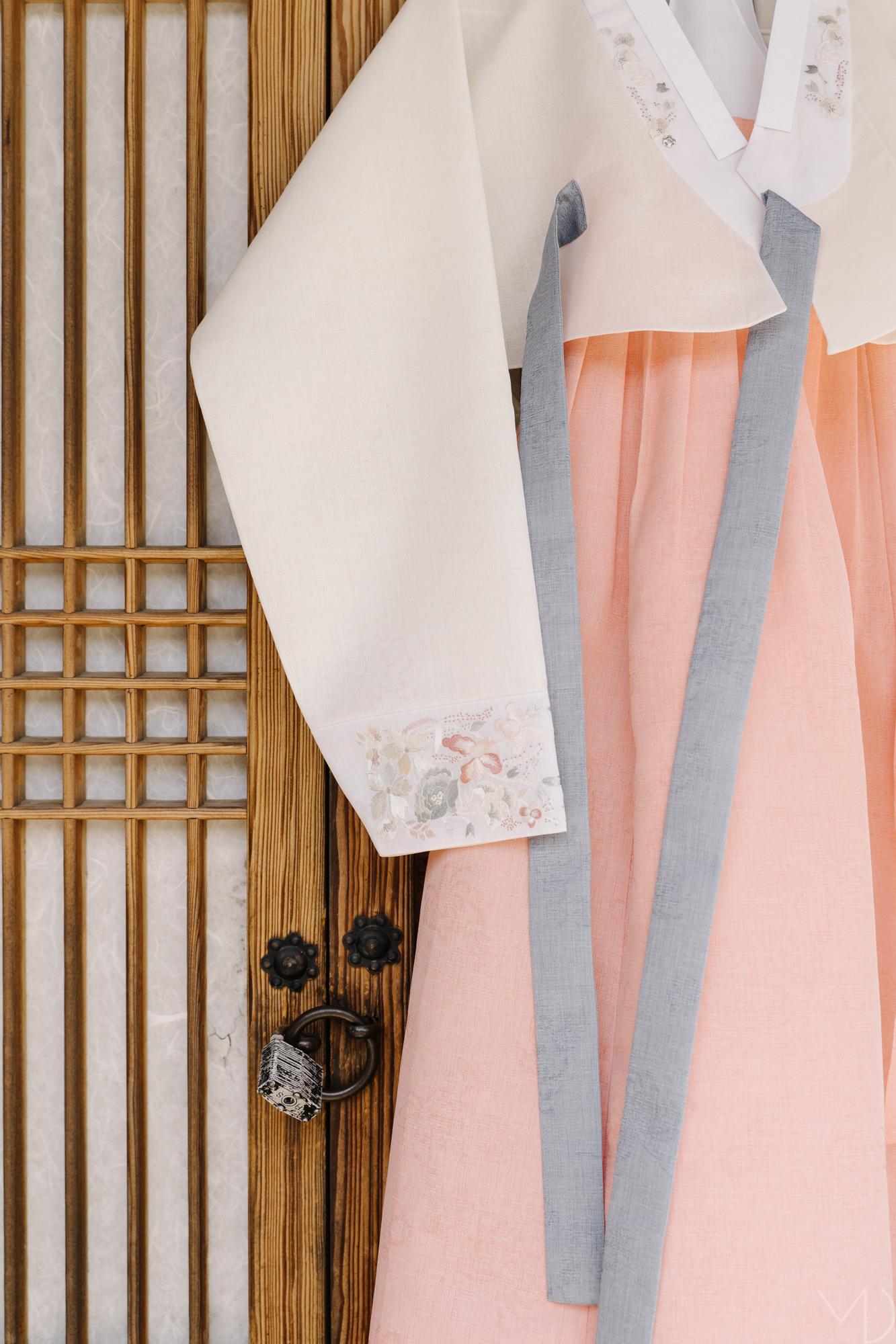 Her Hanbok(한복)