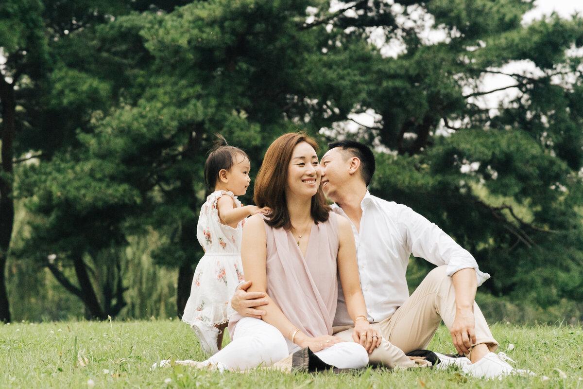 Seoul South Korea Family Photographer 01