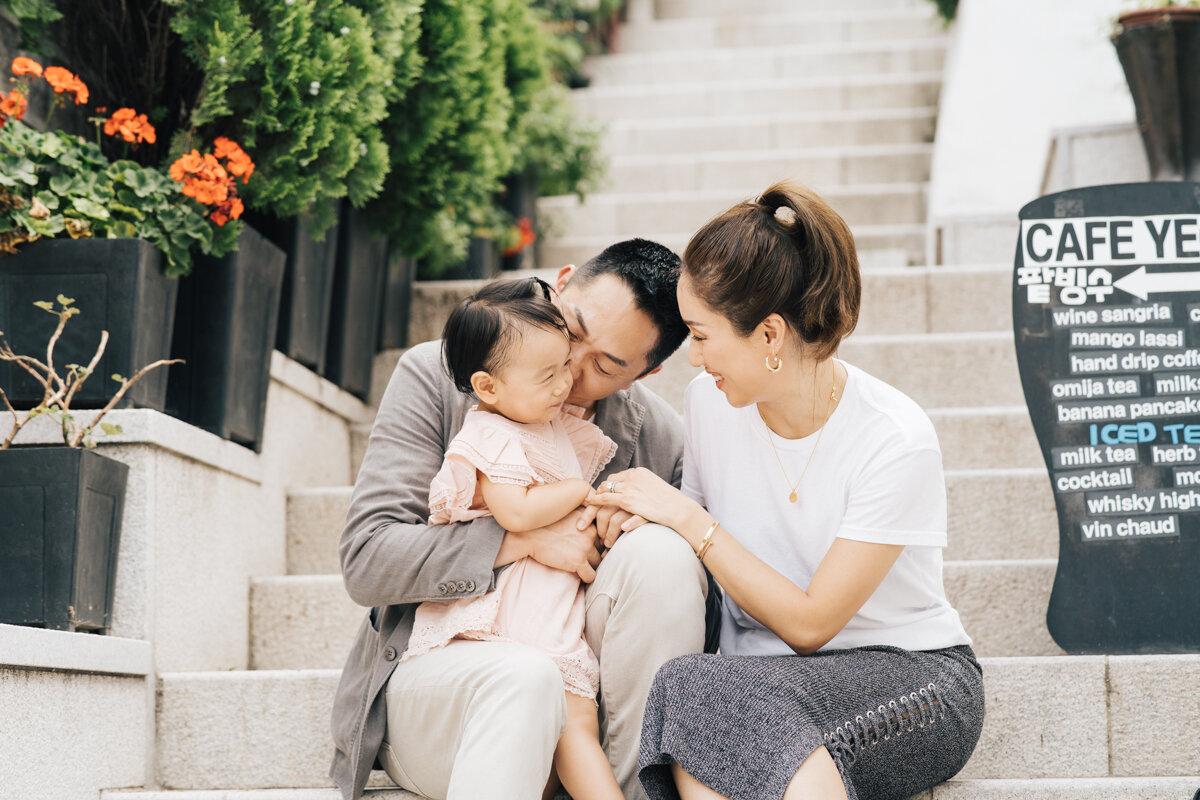 Seoul South Korea Family Photographer 09