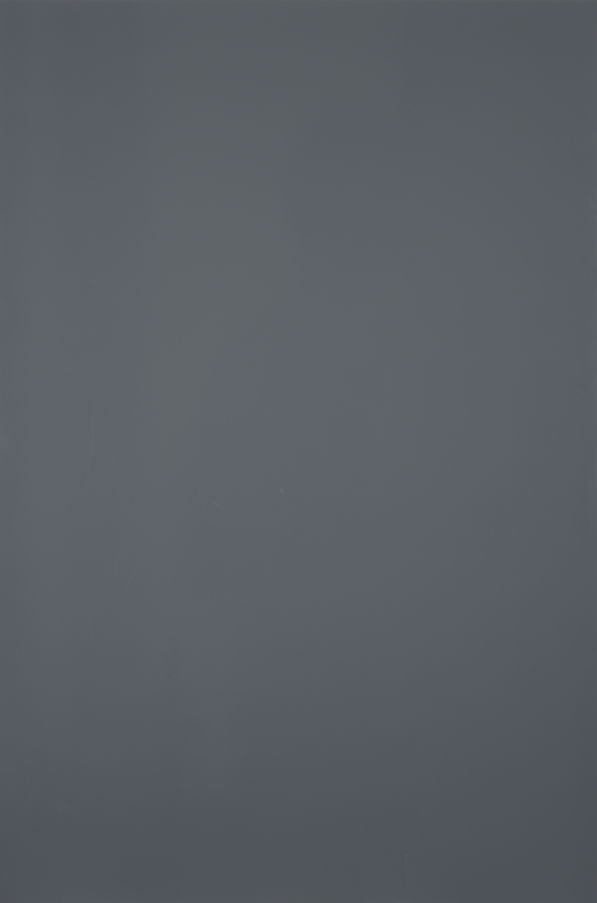 Andreas Eriksson  Solen går ner 1954 kl 18.34  2006 Acrylic on D-Bond 150 x 100 cm