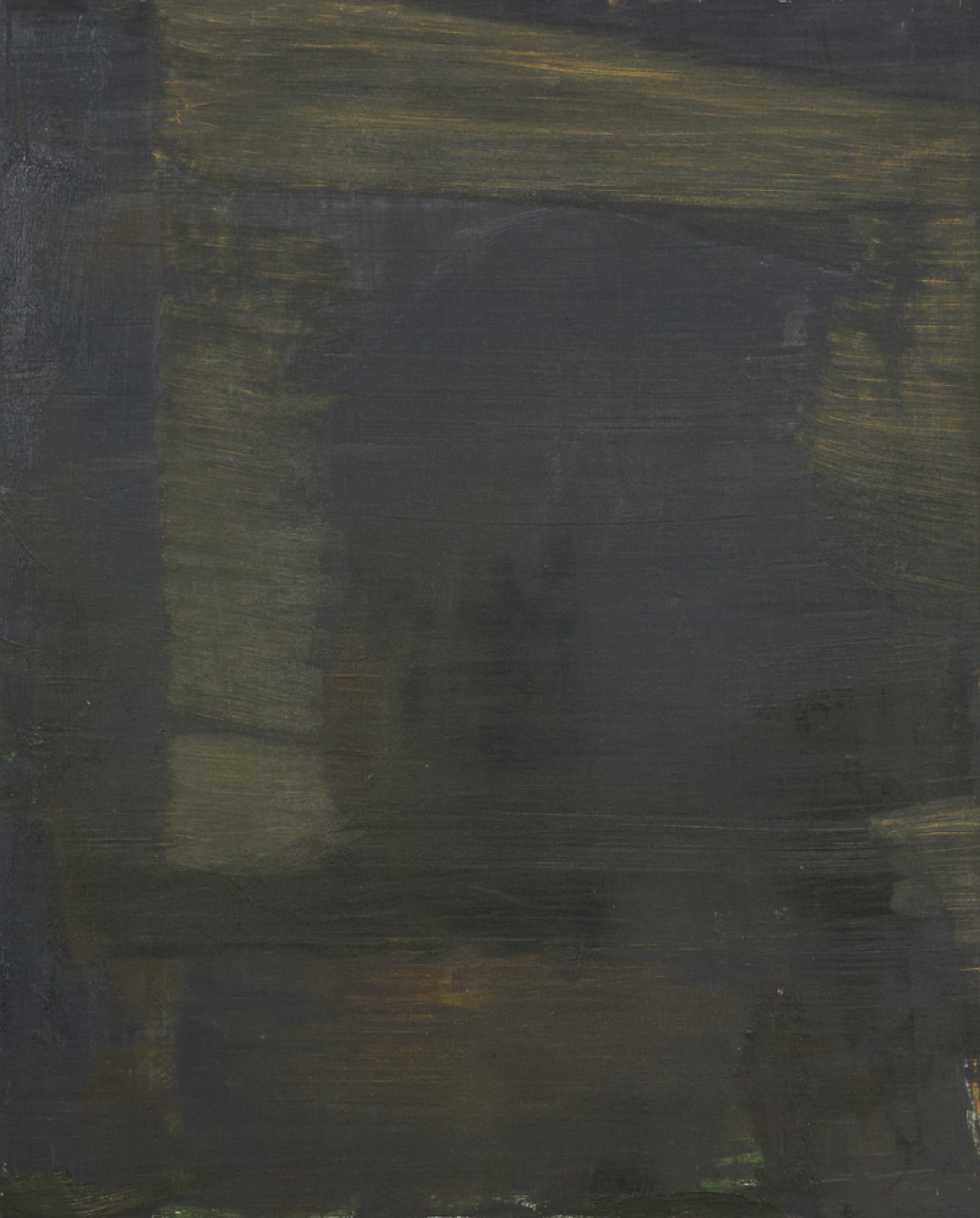 Andreas Eriksson  Skugga 1  2010 Oil on panel 75 x 60 cm