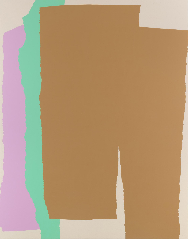 Peter Davies   Body Double  2016 Acrylic on canvas 213,4 x 167,6 x 3,5 cm