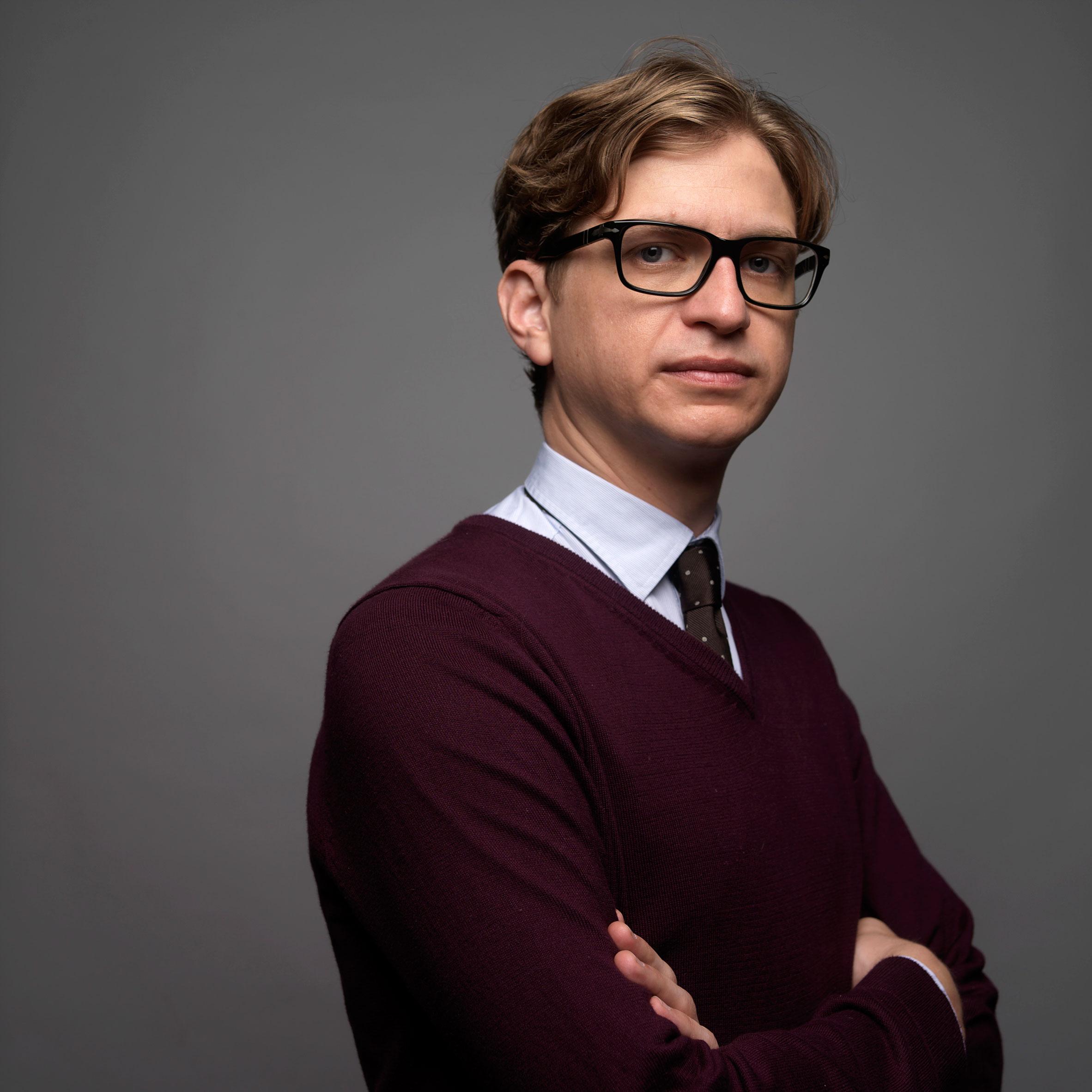 Kieran Long, new director at ArkDes