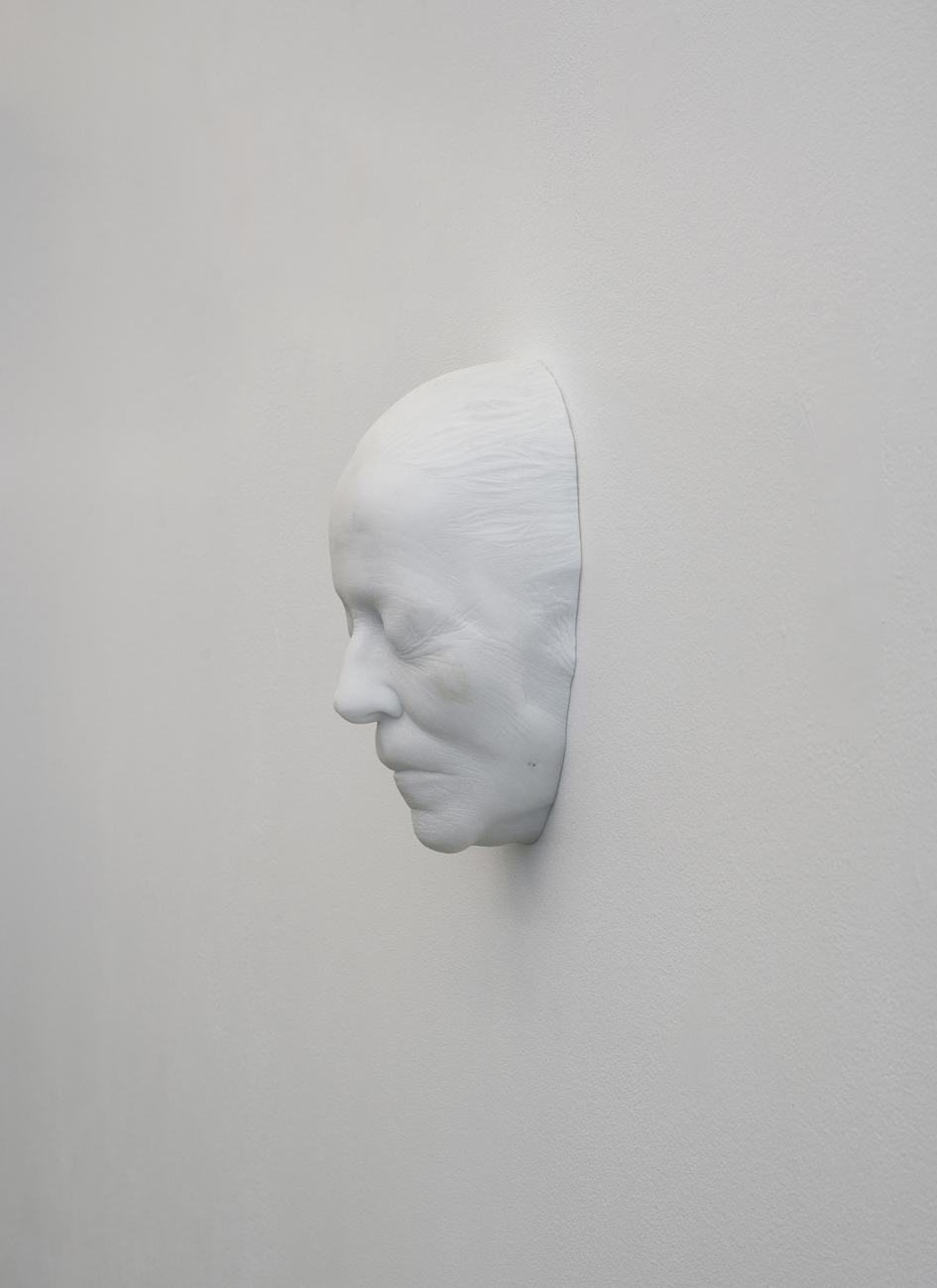 Anders Krisár   Untitled #1  2017 Marble, two parts Edition of 3 + 2 AP 26,5 × 16 × 11,5 and 25,5 × 16,5 × 10,5 cm