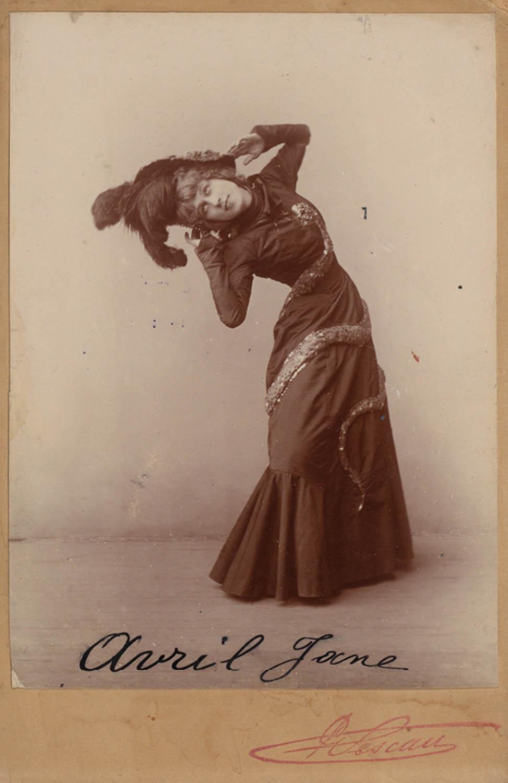 Jane Avril (1868–1943)
