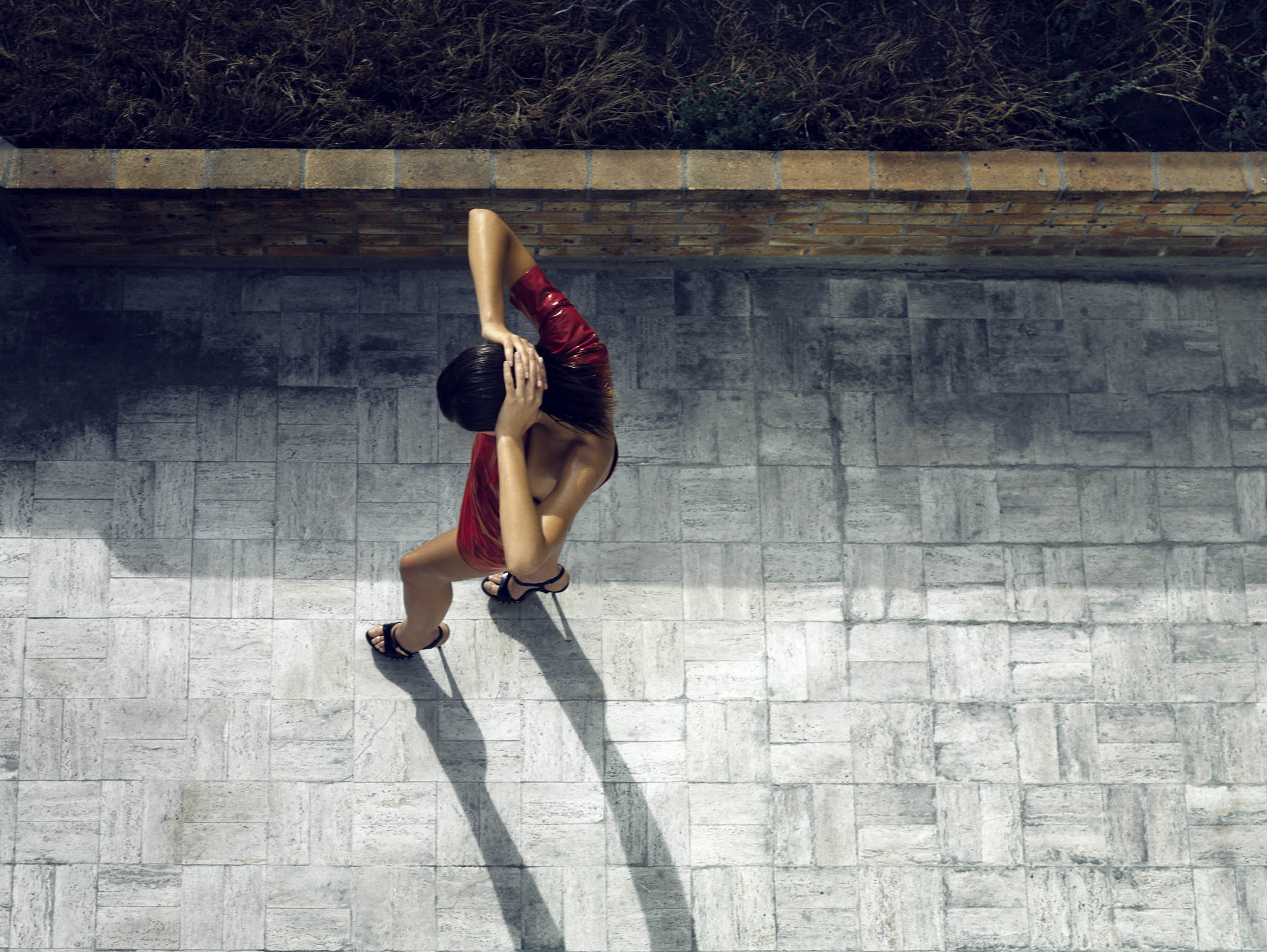Camilla Åkrans, Bianca from Above,   2005