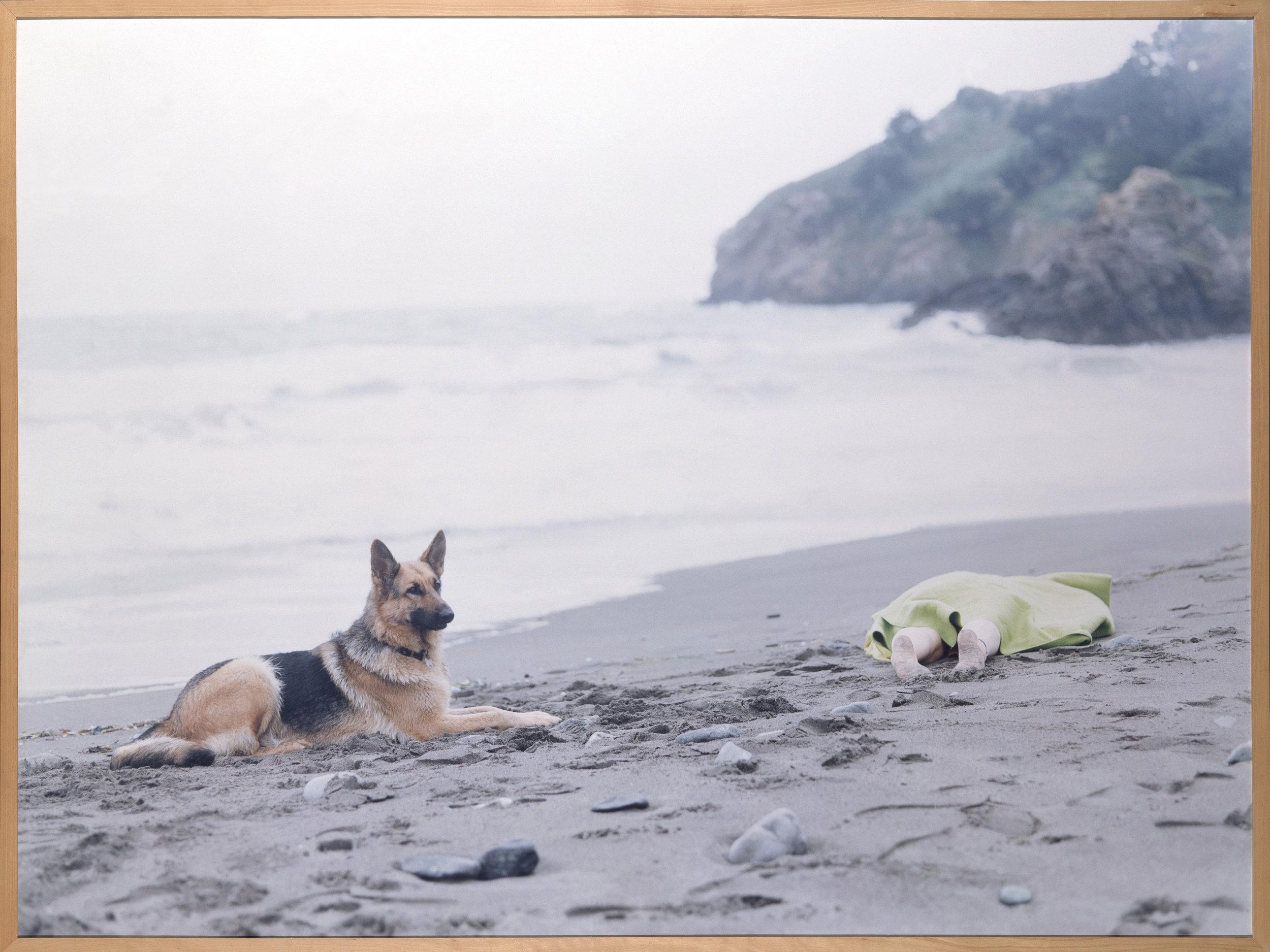 Annika von Hausswolff,Hey Buster – What do you Know About Desire, 1995