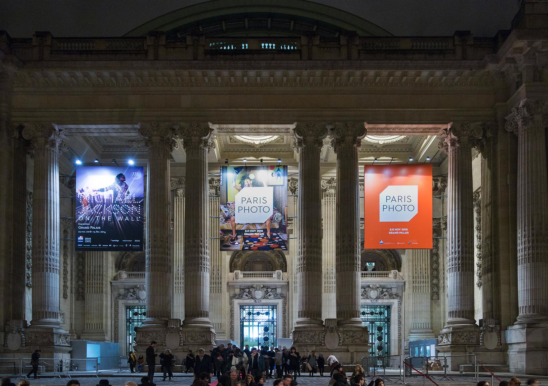 Photo: Paris Photo 2018.