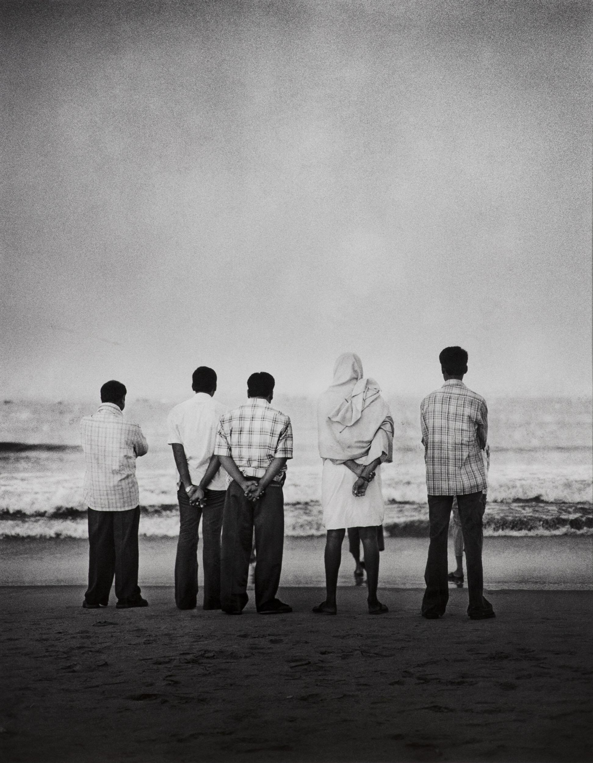 Martin Bogren   Untitled, ur: Ocean  2008 Signerad och numrerad 4/5 a tergo Archival Pigment print 98,5 x 77 cm