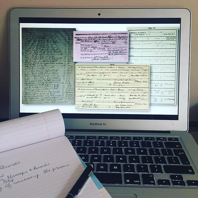 Participating in a Webinar on 20 Unmissable Resources for Tracing British and Irish Ancestors. Everyday's a school day ya'll! 🔎📜📚 #genealogy #research #findmypast #familyhistory #history #historian #genealogist #training #alwayslearning