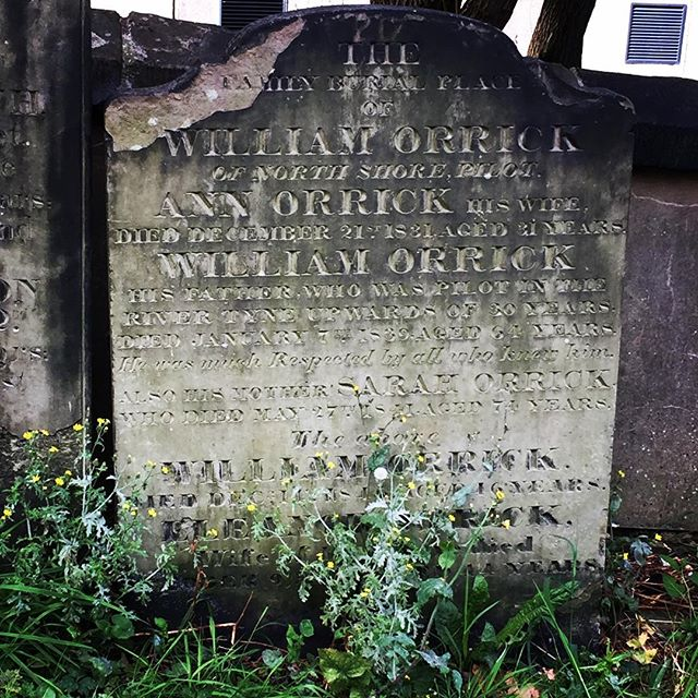 Headstone inscriptions can be a useful and personal addition to your family research and are often a great source of birth and death information. Check out the this one at the Church of All Saints in Newcastle!