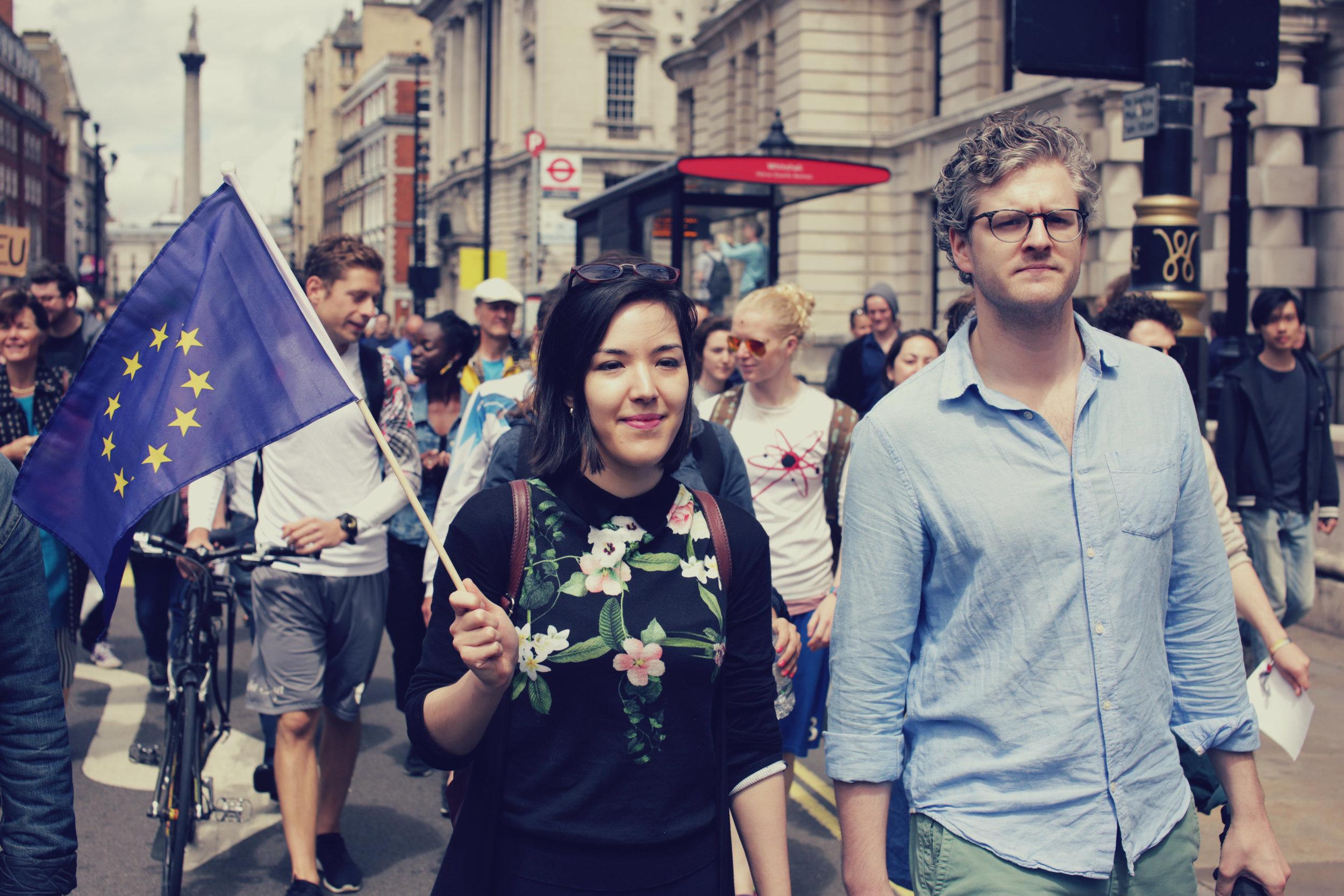 eu-flag-brexit-london-march
