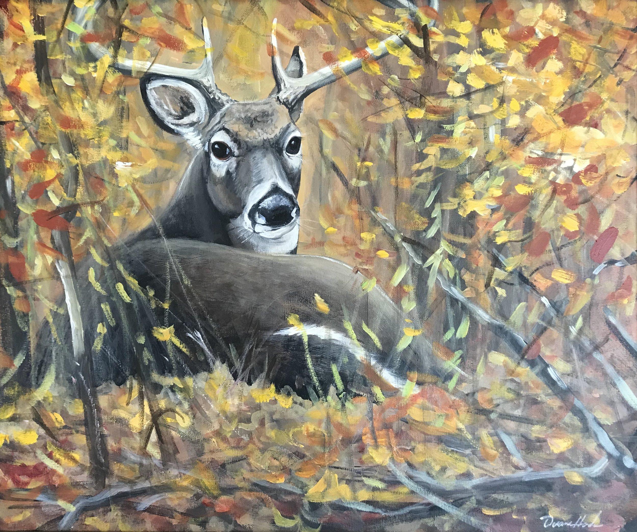 Sanctuary - Acrylic20 x 24$1440.00