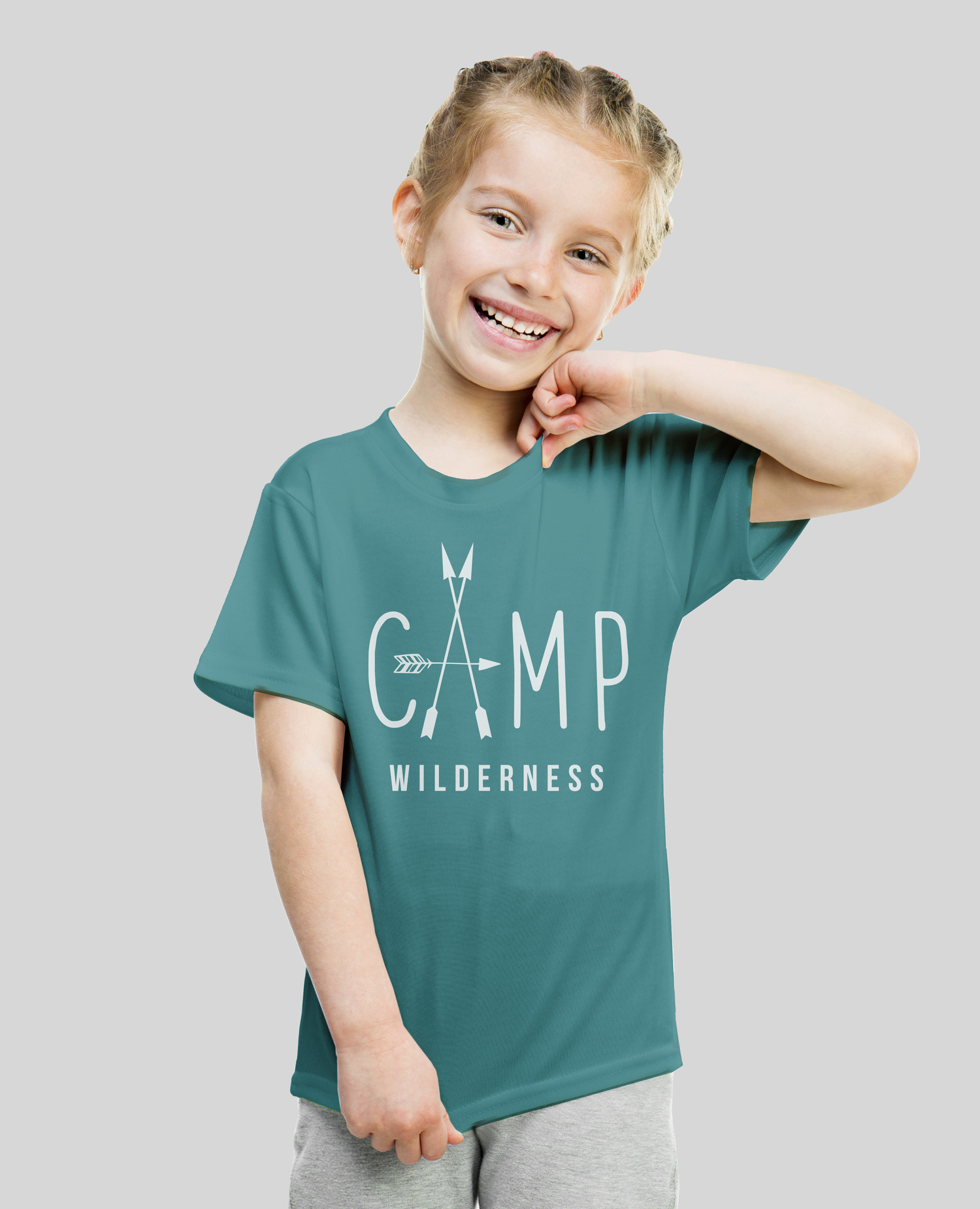 Camp Wilderness T-Shirt Design
