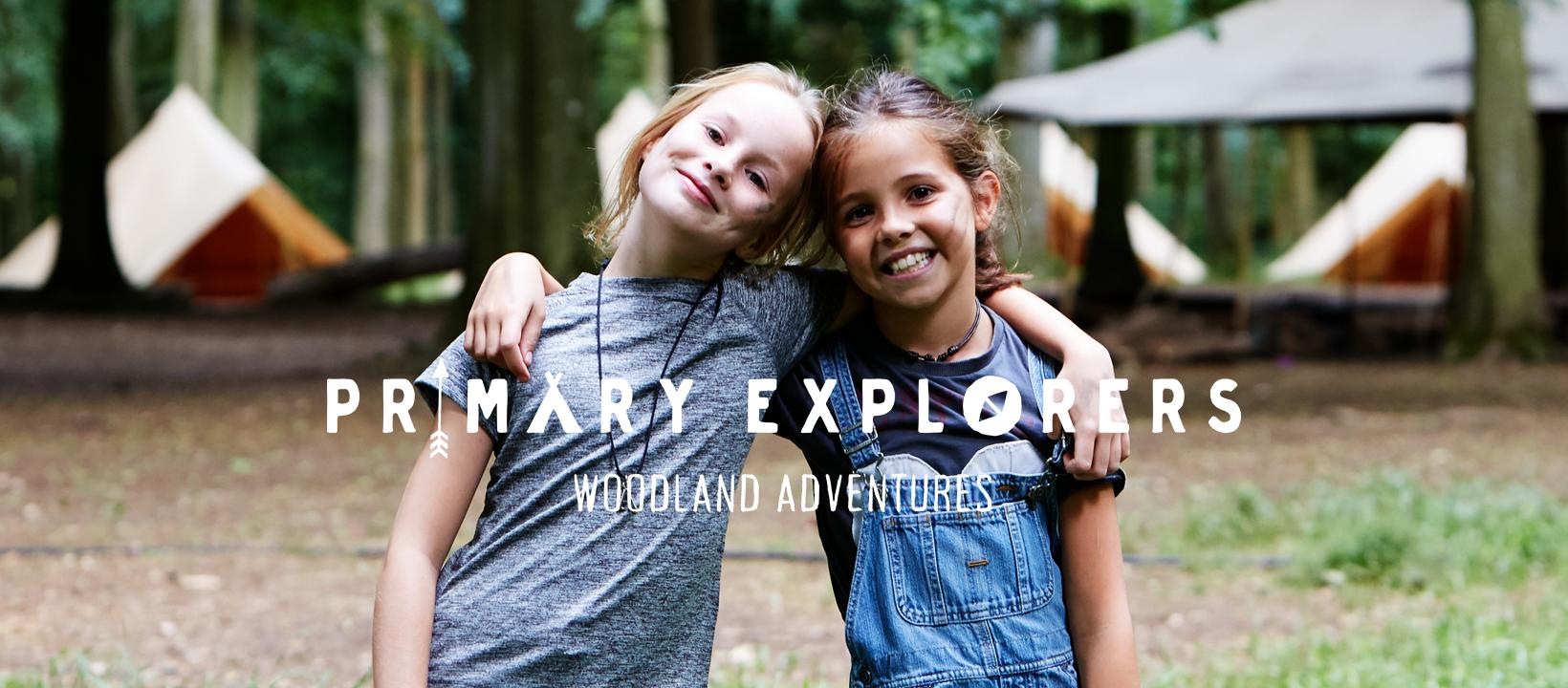 Primary Explorers Branding