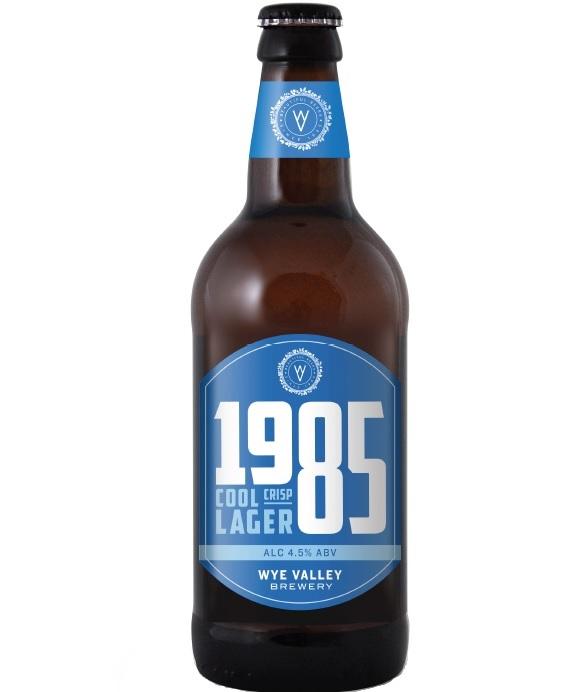 Wye Valley Brewery 1985