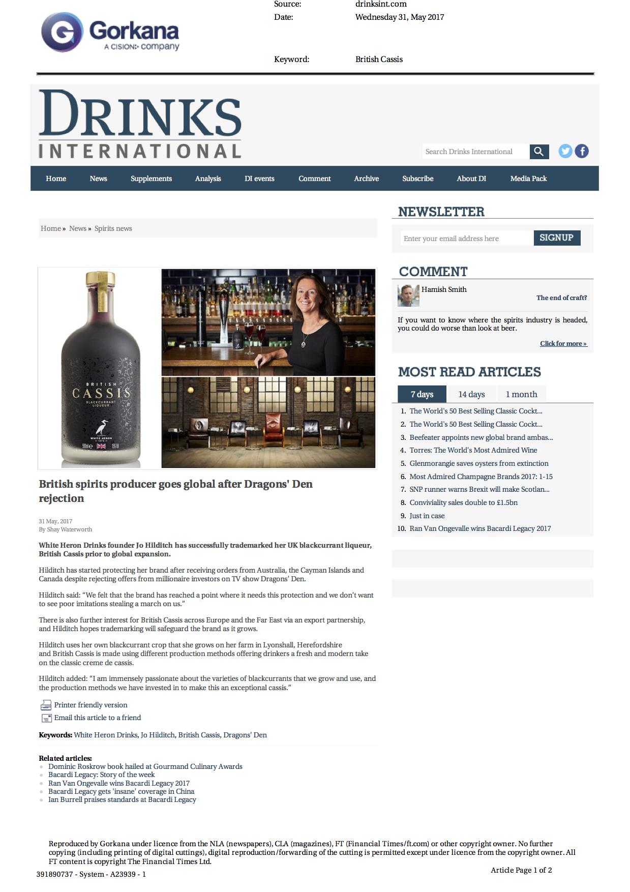 British Cassis Coverage - Drinks International.jpg