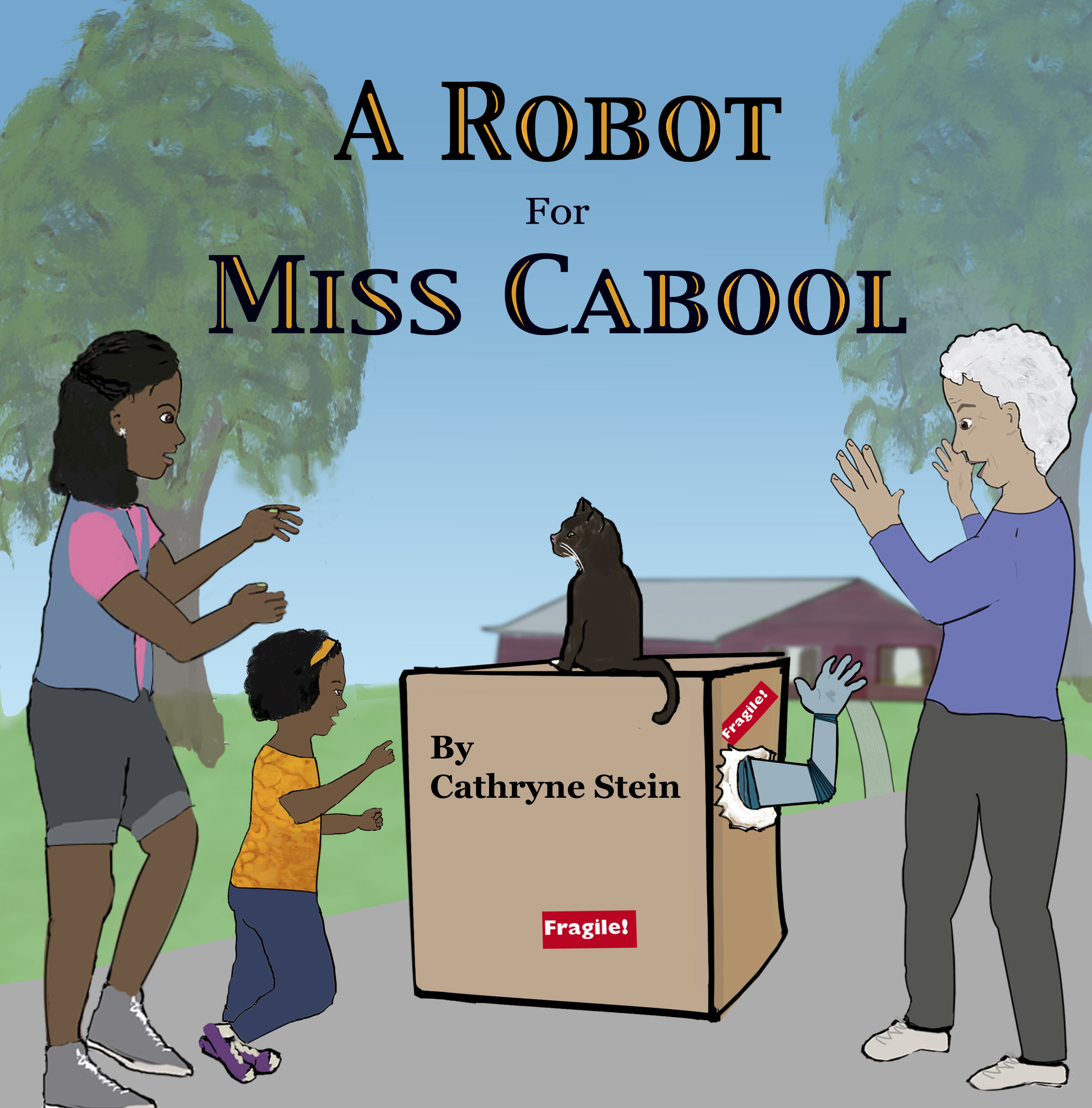 A Robot for Miss Cabool