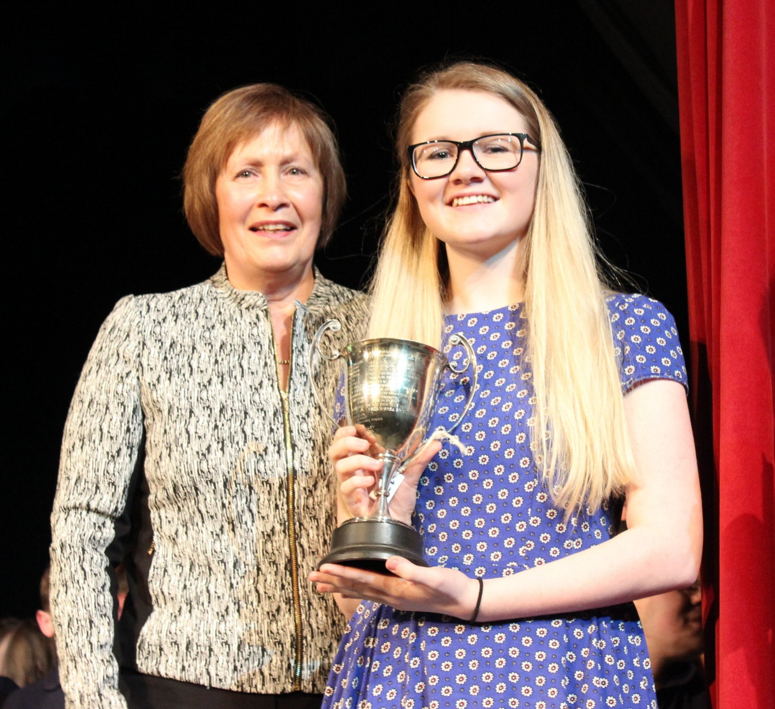 Eli Hulin Taylor - Penybont YFC - Watson Cup - Best Musician 26 Years and Under