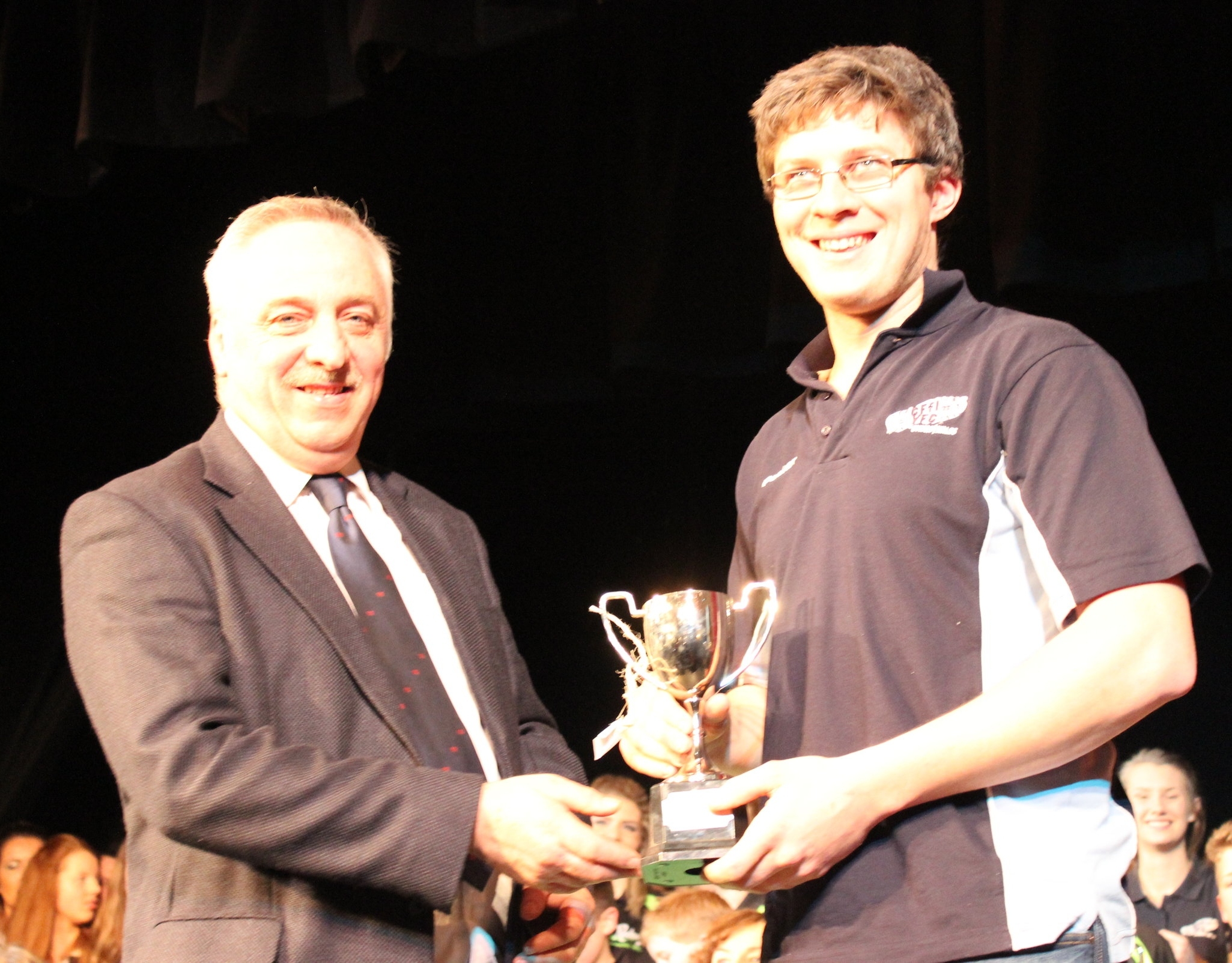 Aled Price - Rhayader YFC - Abbey Cwm Hir Hall Trophy - Best Set