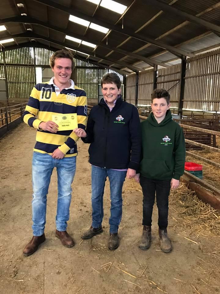 Conor Price, Edw Valley YFC Under 26