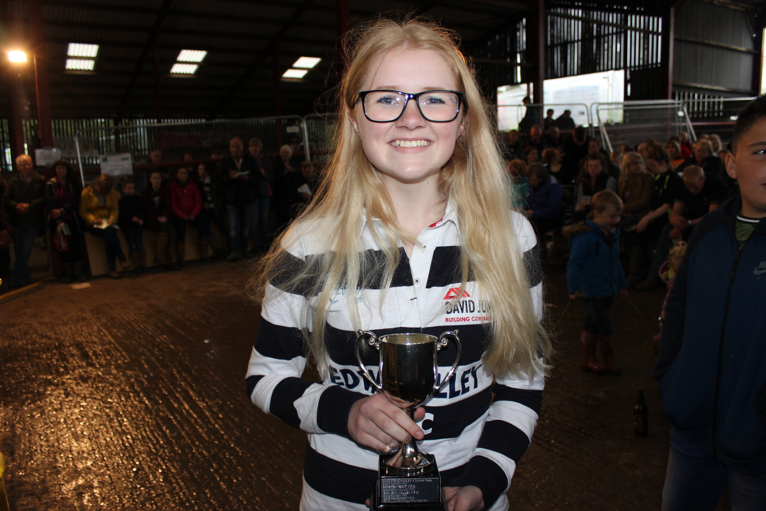 Eli Hulin Taylor, Edw Valley YFC - Red Flame Productions Cup (Group Top of the Pops)