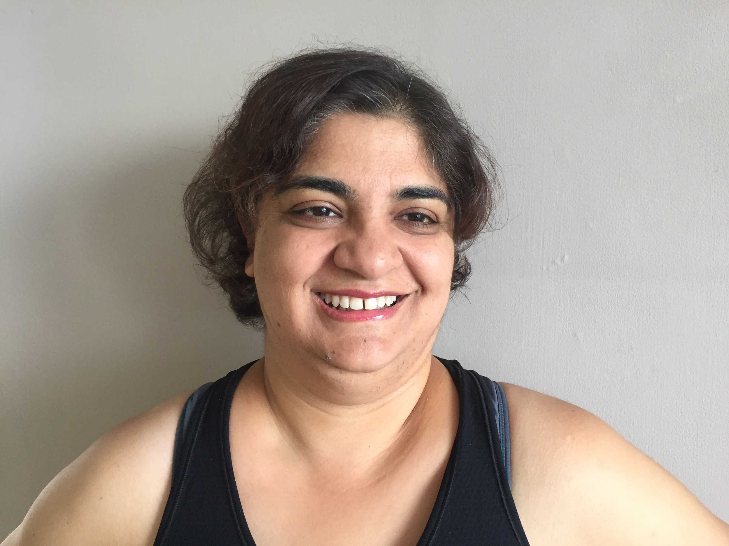 The wonderful Rakhee Jasani