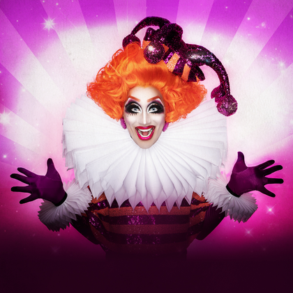 """The Joan Rivers of the Drag World"" –   The New York Times"