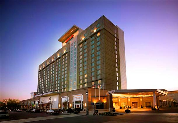 MARRIOTT RALEIGH CITY CENTER