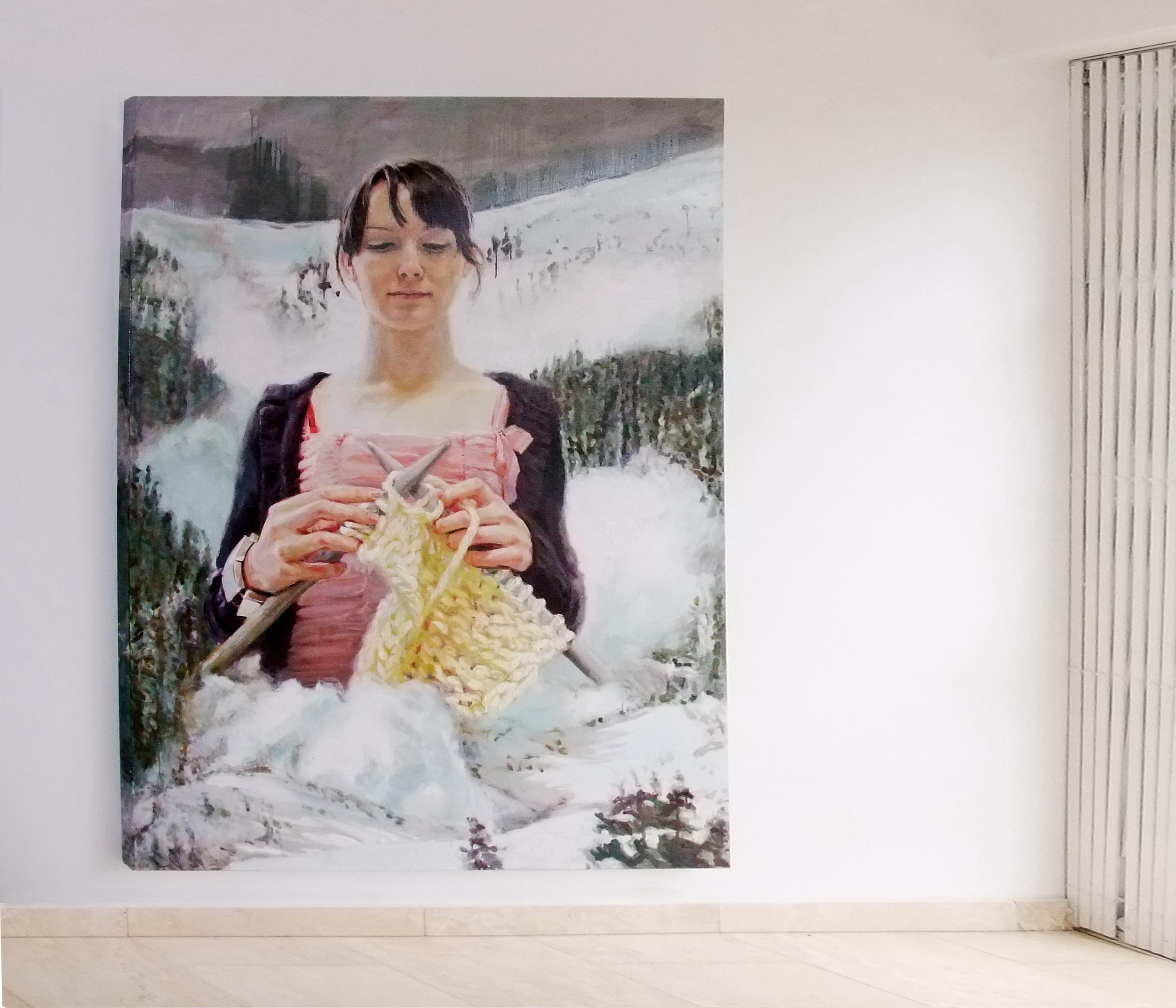 Aerfeldt Avalanche Knitter gallery