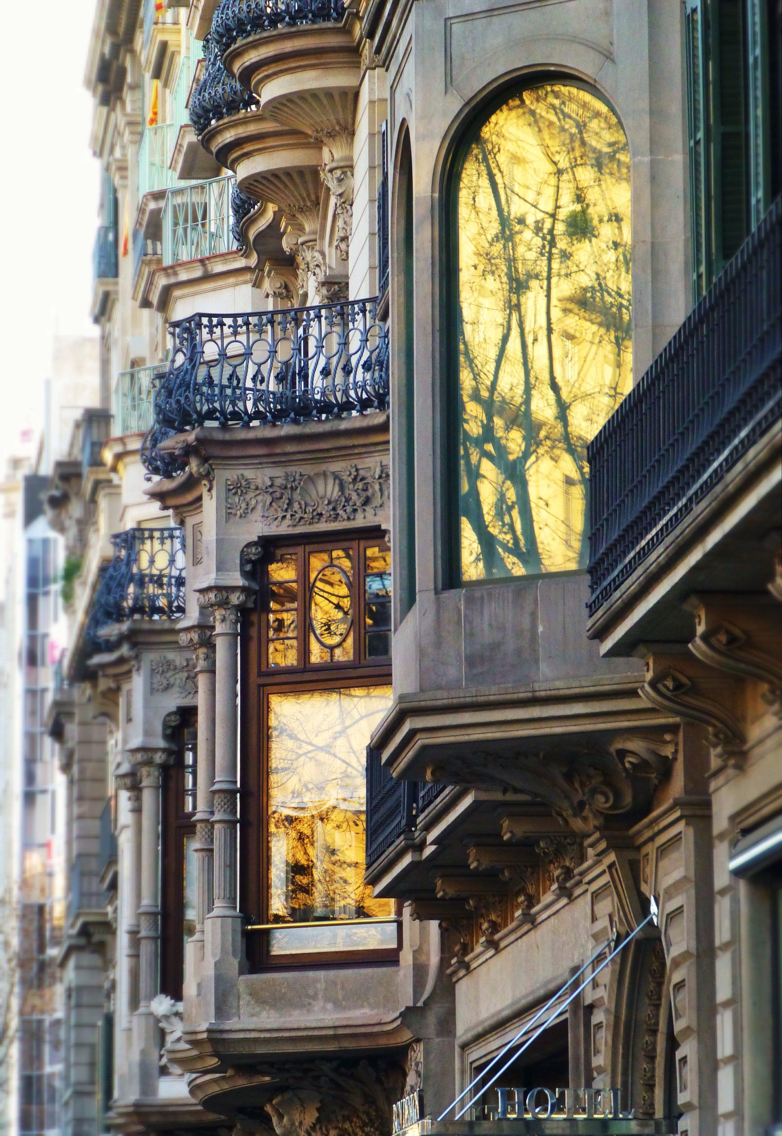 Passeig de Gracia, Barcelona