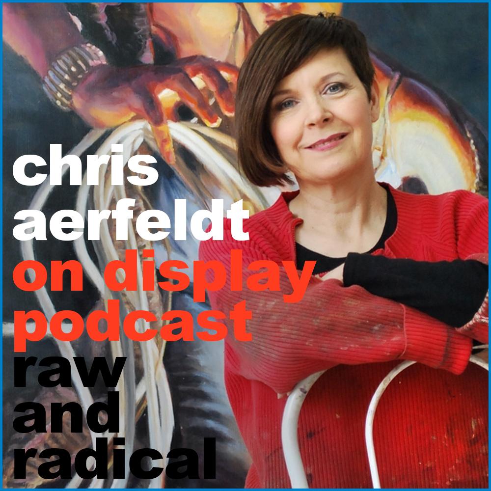 ON DISPLAY Chris Aerfeldt with Mauren Brodbeck interview