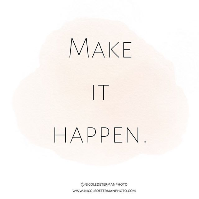 What's one thing your going to do this week to make your dream happen?✨ ⠀⠀⠀⠀⠀⠀⠀⠀⠀ Mine is to connect with people outside social media and build local relationships 💕 ⠀⠀⠀⠀⠀⠀⠀⠀⠀ #CommunityOverCompetition #MakeItHappen