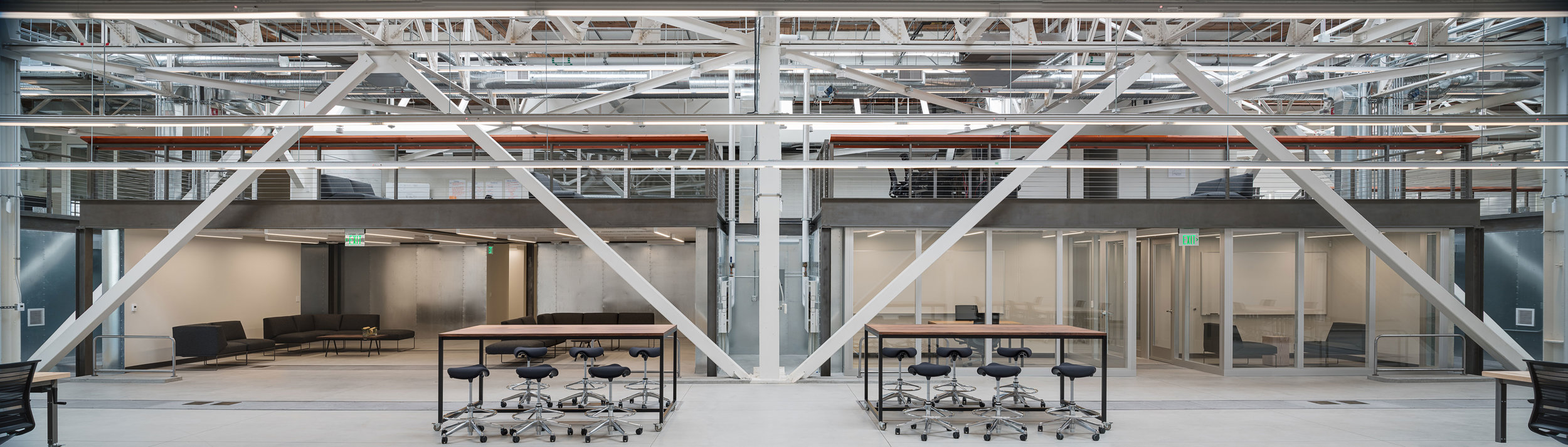 San Francisco Workplace, Office, Adaptive Reuse, Sustainability, Tech Company, Innovation