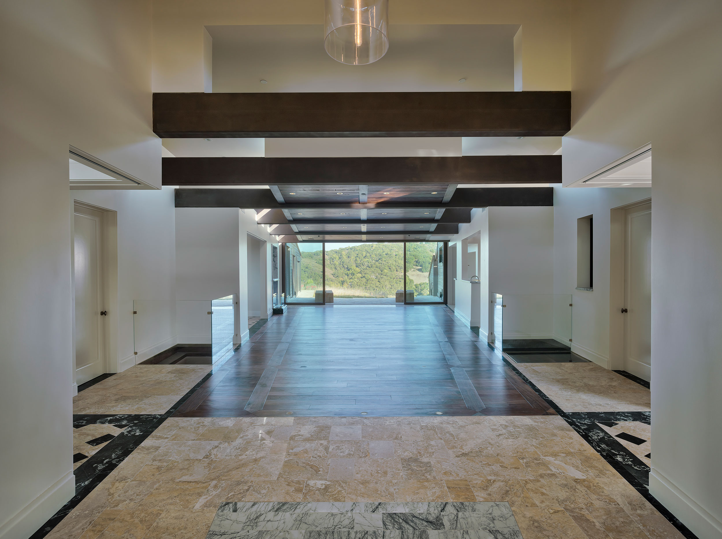 California Residence, House, Sustainability, Nature, Natural Light, Natural Materials